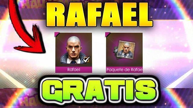 Novo Personagem Rafael Grátis em Vários Servidores