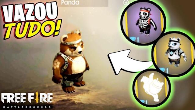 Novo Pet Panda chega na Sexta!
