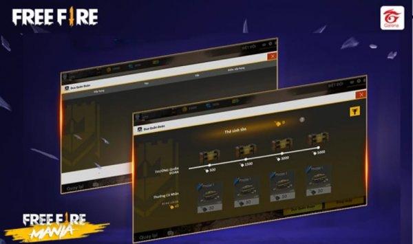 Novo Sistema de Recompensas de Guildas