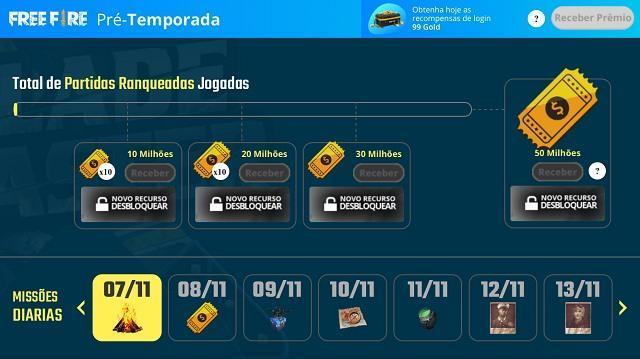 Novo Site Oficial da Garena - Temporada 6 - Muitos Prêmios!