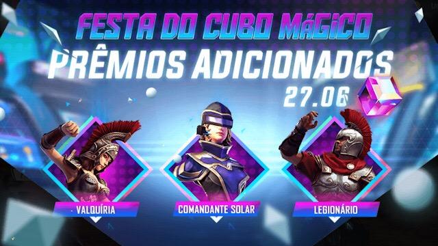 Magic Cube baru di server BR