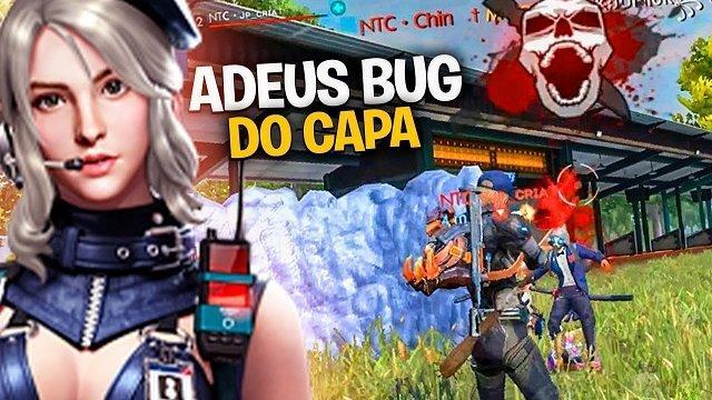 OFICIAL: Garena removeu o Bug de Capa!