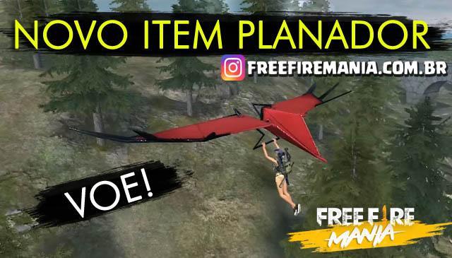 OFICIAL: Novo Item Planador - Voe Alto!