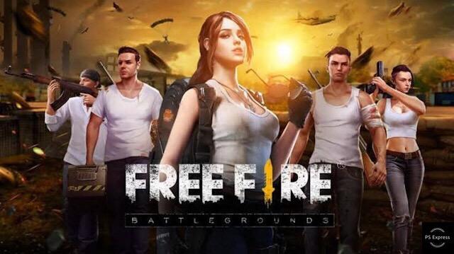Oração do Free Fire