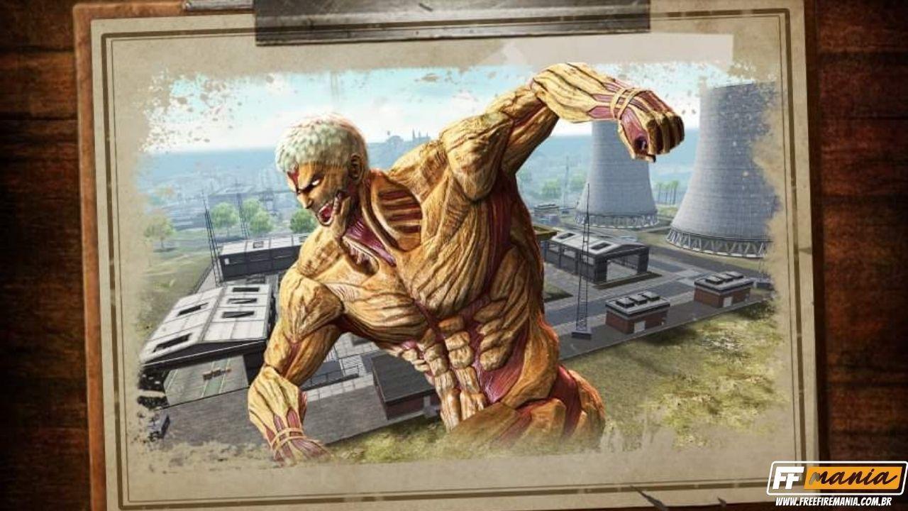 Pacote Titã Encouraçado Free Fire: skin chegará no evento Tiro ao Alvo do Battle Royale