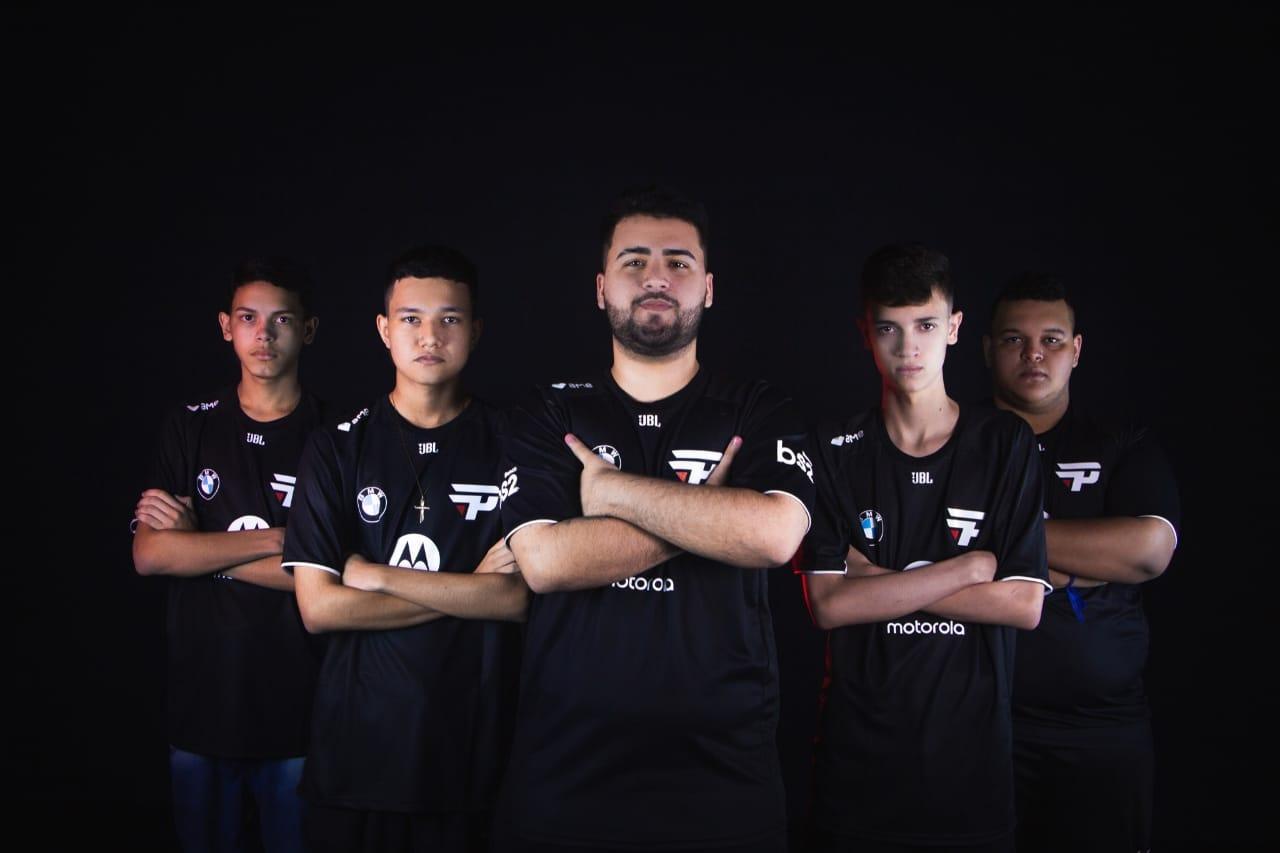 PaiN Gaming Free Fire: organização anunciou a line-up para a disputa da LBFF Série B
