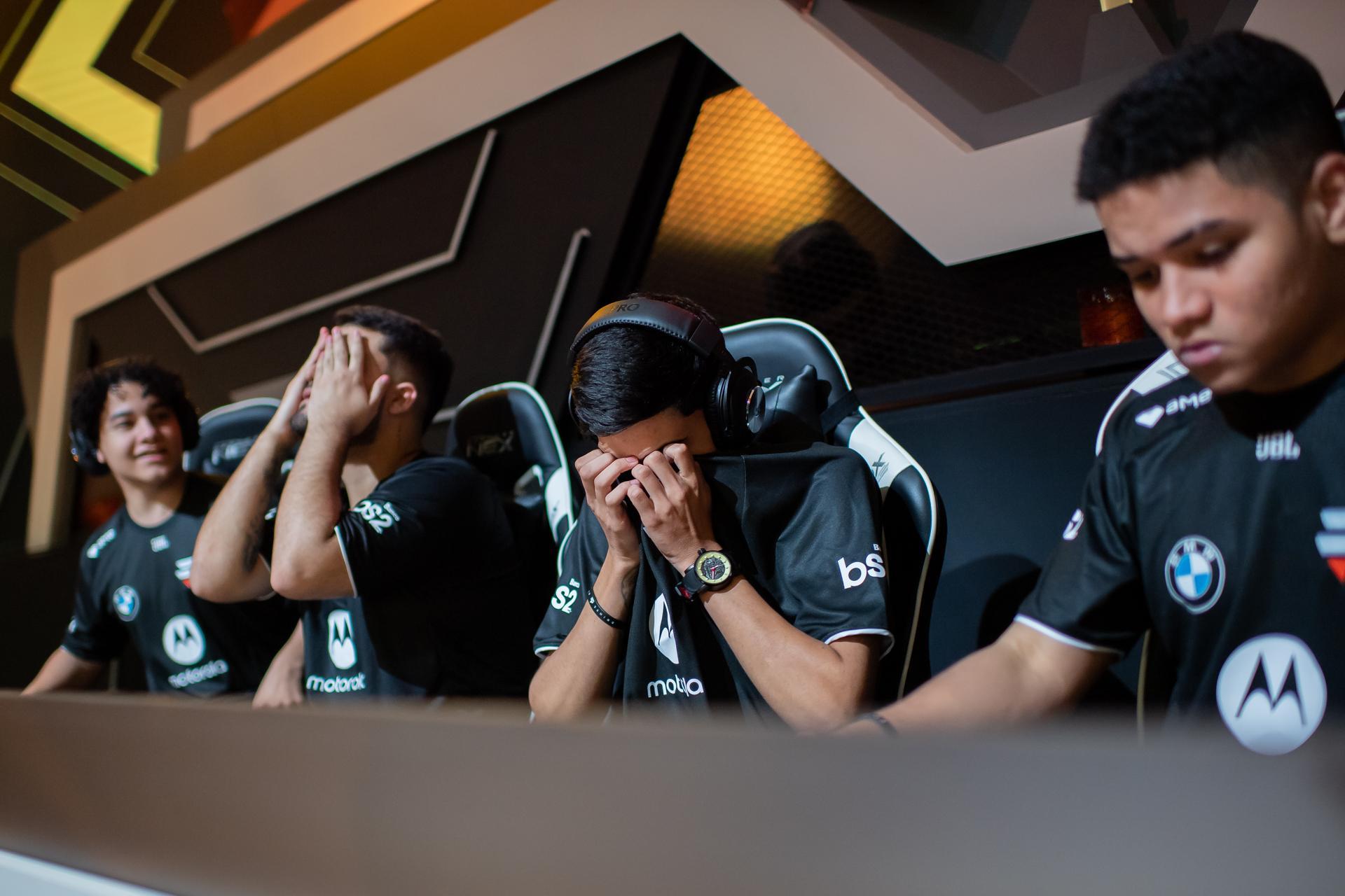 PaiN Gaming Free Fire: Rickk, Black00 e Stiqzl não fazem mais parte da organização