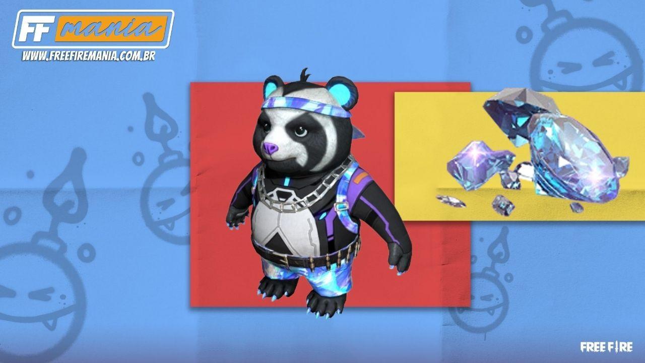 Panda do Mundial 2021: skin do pet chega como evento de recarga, confira!