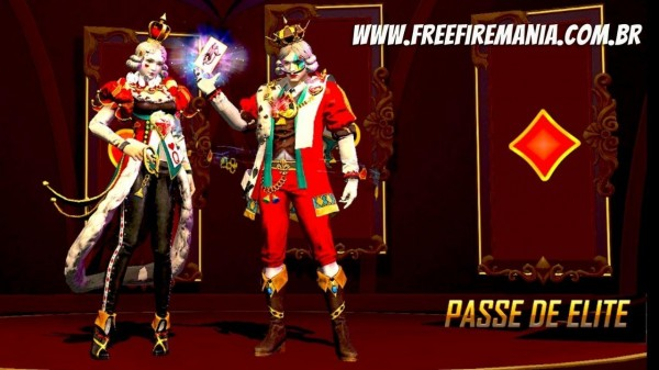 Elite Pass December 2021 Free Fire: Barões do Truco; check out the video, skins and items