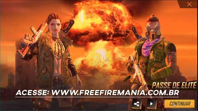 Resistencia do Apocalipse Free Fire