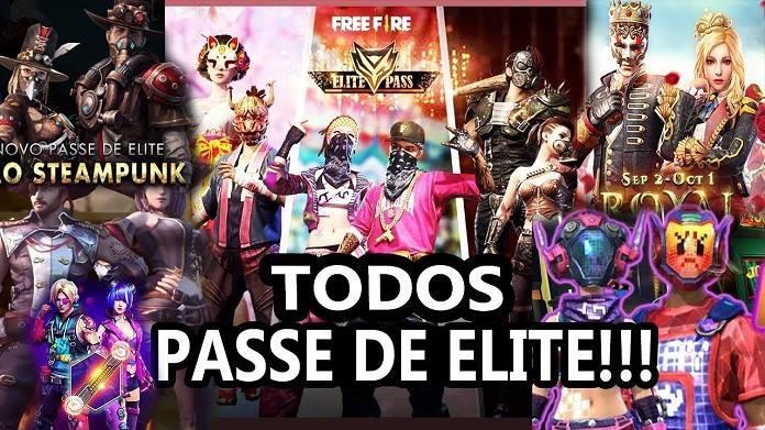Passe de Elite: Qual o melhor da história do Free Fire?