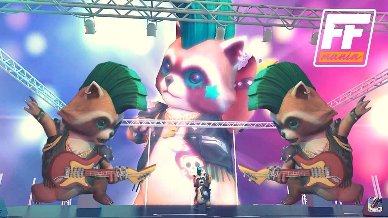 Pet Punkin chega por 1 diamante em evento de recarga no Free Fire