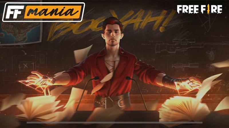 Kamir, o Capitão Booyah: conheça o novo personagem do Free Fire