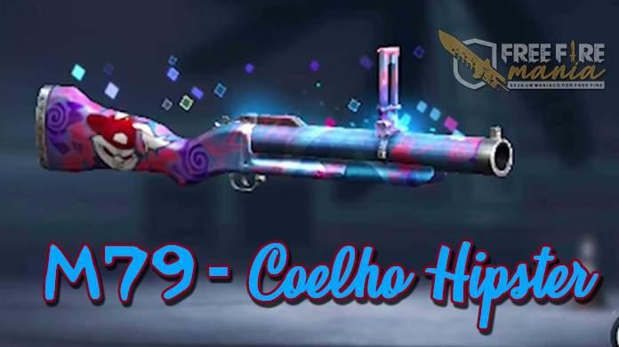 Próximo Arma Royale M79 - Coelho Delinquente no Free Fire