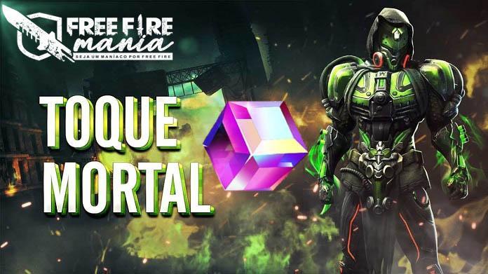 Próximo Cubo Mágico no Free Fire: Toque Mortal