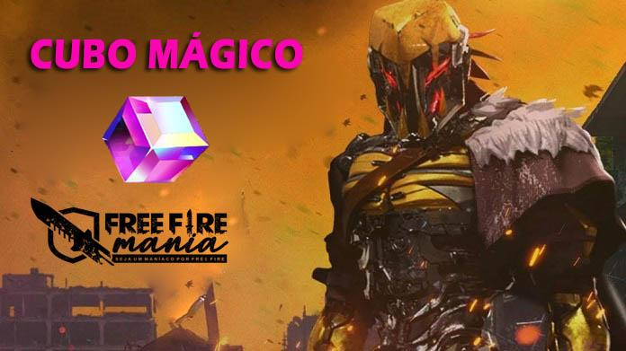 Próximo Cubo Mágico: Pacote Miséria no Free Fire