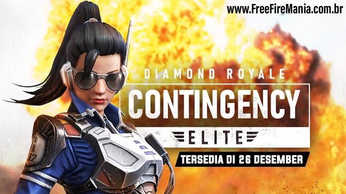 Próximo Diamante Royale Tropa de Elite