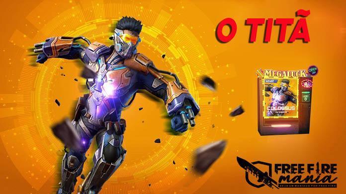 Próximo Diamante Royale O Titã: Homem de Ferro?