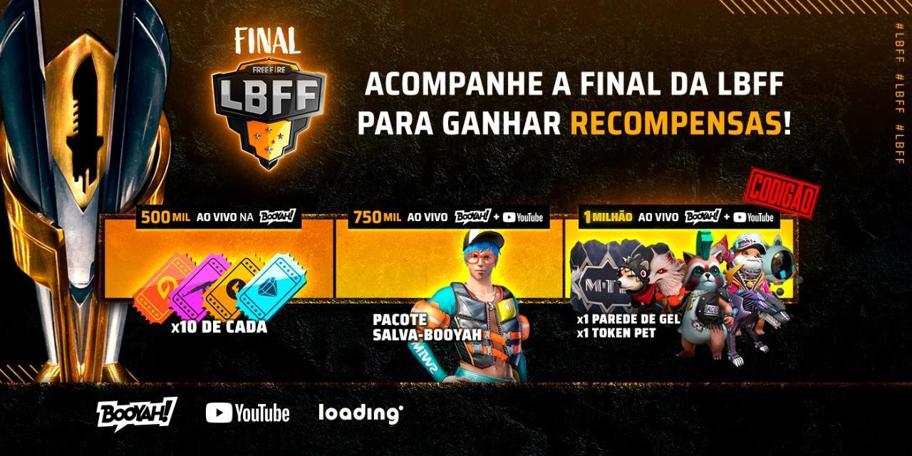 Recompensas da LBFF 2021: final da 4ª temporada tem
