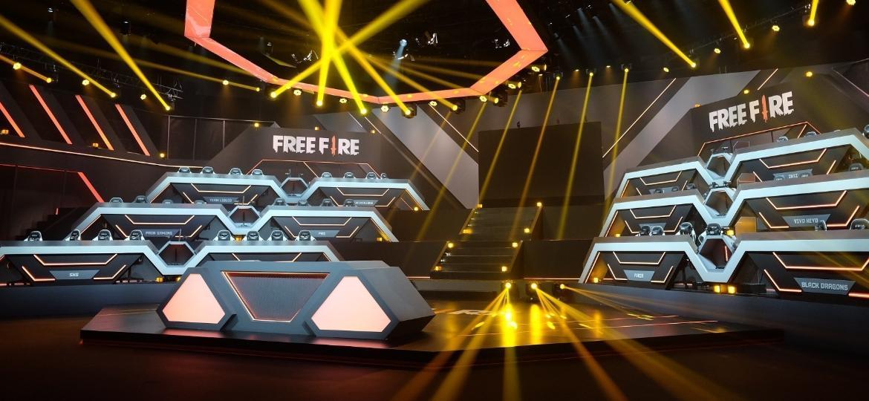 Regras da Série C na LBFF - Liga Brasileira de Free Fire