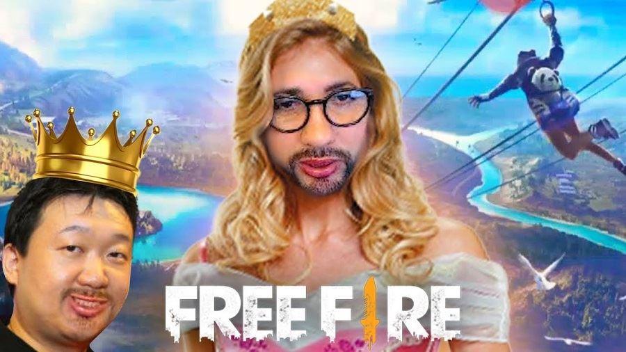 Samira Close joga Free Fire e diz ser a filha do dono da Garena