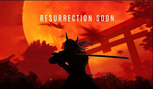 Samurai Zumbificado: Ele está voltando!