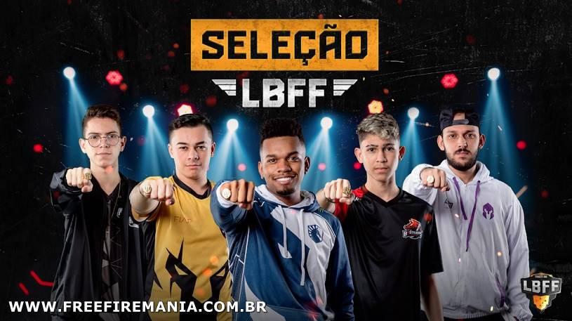 Seleção LBFF - Liga Brasileira de Free Fire
