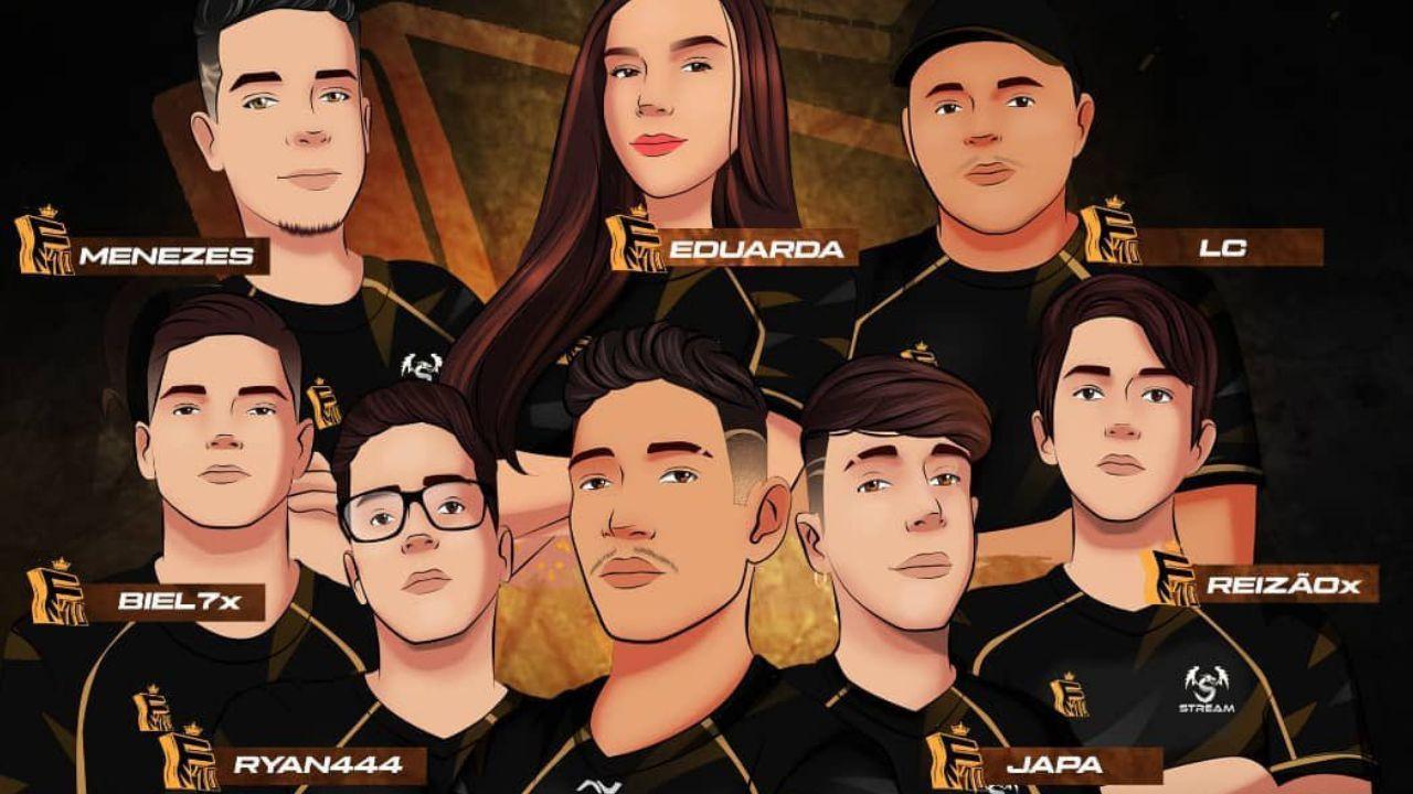 Série B LBFF: Fixa lança sua própria organização e conta com Japa 04 no elenco de jogadores