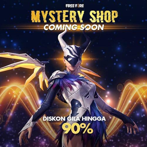 Shopping Misterioso - Chegando em breve!