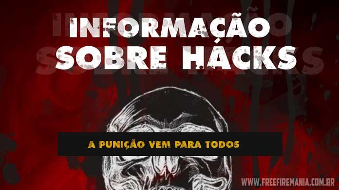 OFICIAL: Novo Sistema Anti Hacker no Free Fire