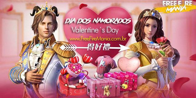 Site do Dia dos Namorados - Festival do Amor - Valentines Day