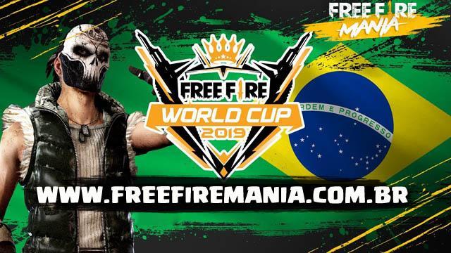 Site Oficial do Mundial de Free Fire - Formato, Premiações e mais!
