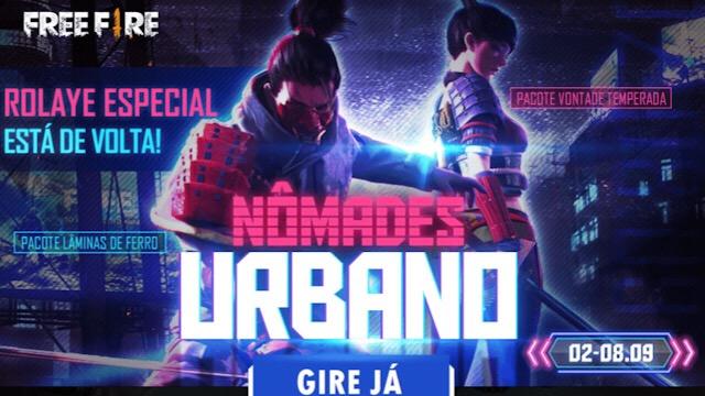 Sorte Royale Especial: Nômades Urbano