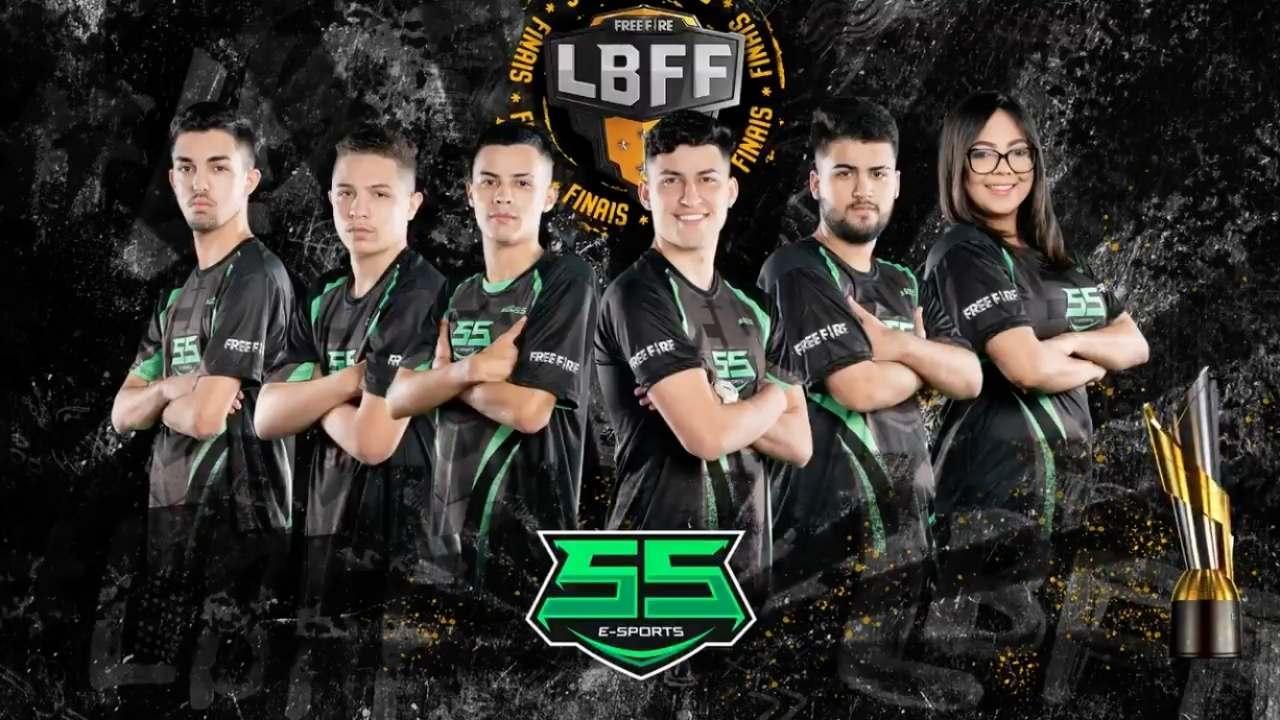 SS e-Sports é a grande campeã da LBFF 2020