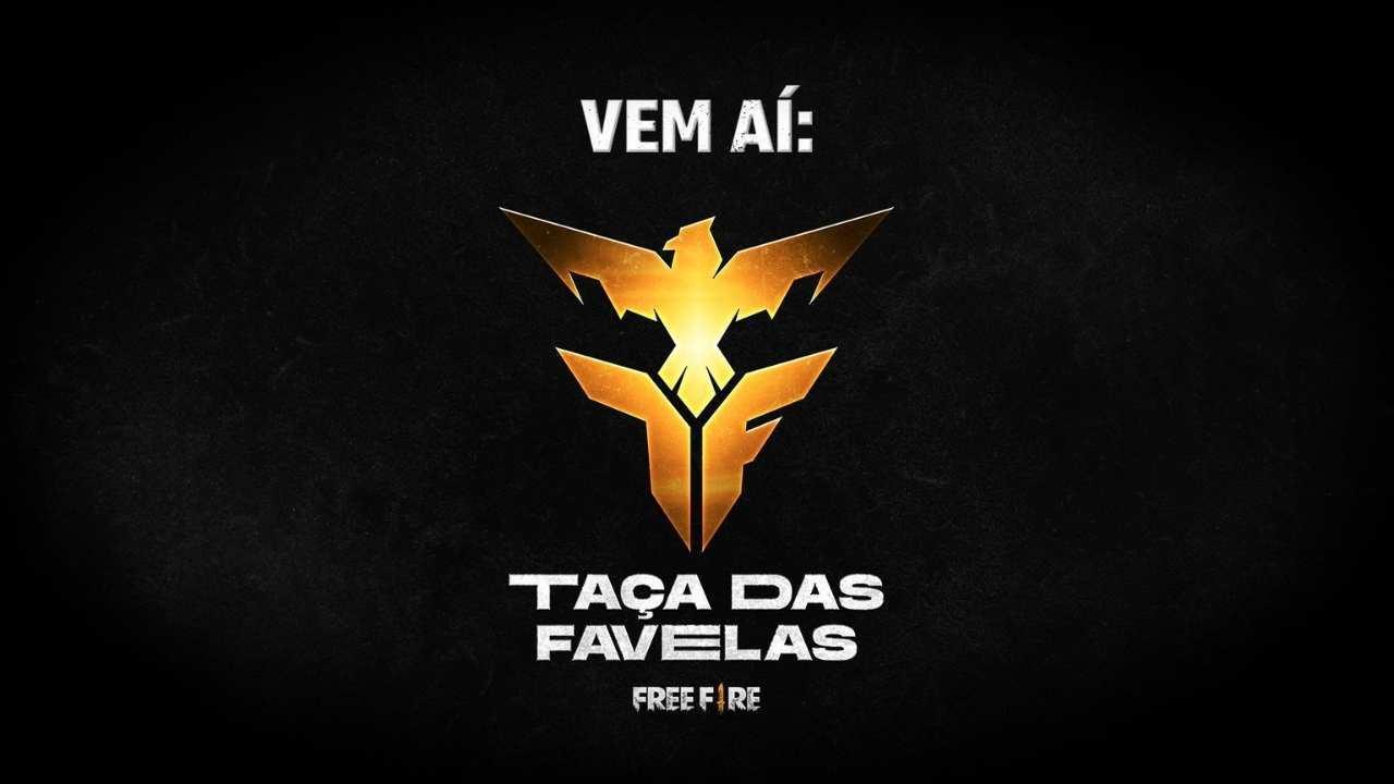 Taça das Favelas é anunciado para o Free Fire, faça sua inscrição