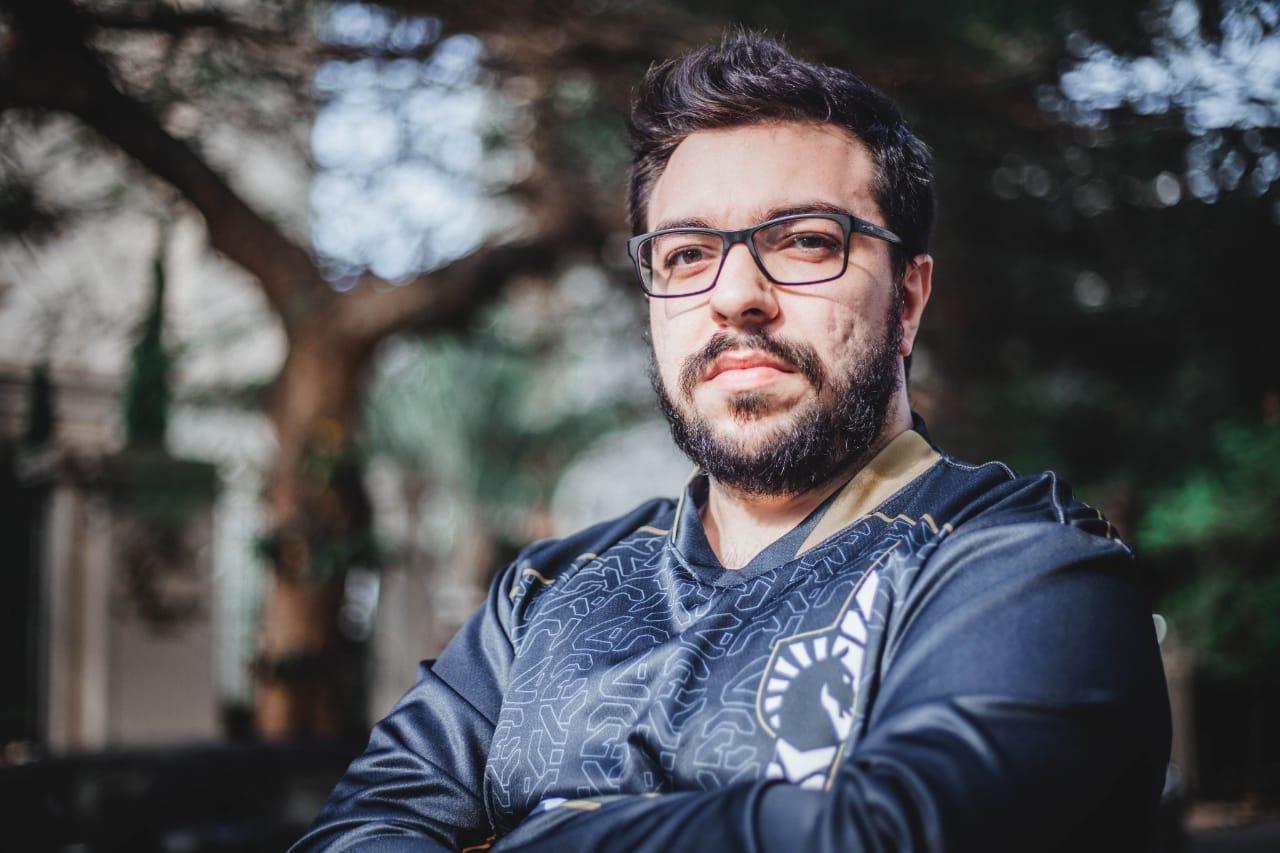 Team Liquid Free Fire: Erickão é o novo manager da organização