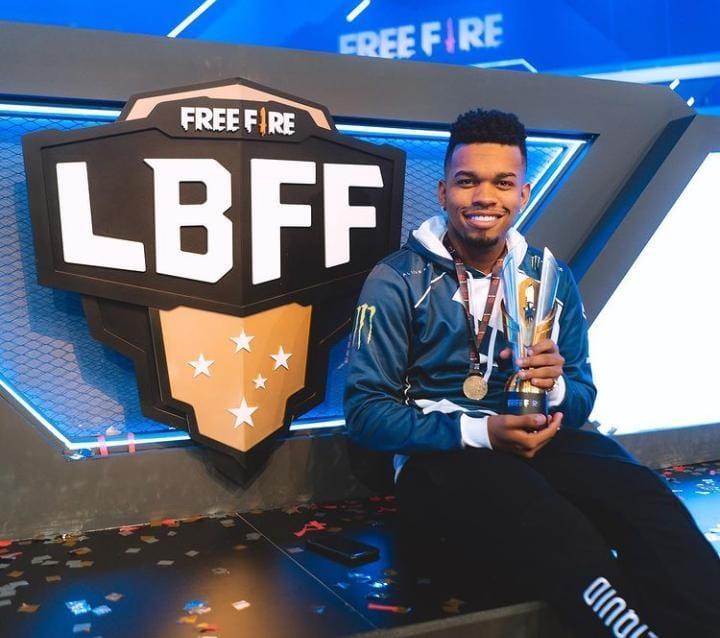 Team Liquid Free Fire:Peu se despede da equipe