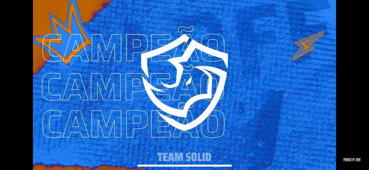 Team Solid é a campeã da LBFF 4 Série B, confira a classificação