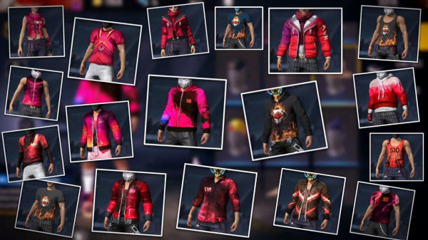 Temporada Free Fire: confira a lista com todas as camisas de mestre lançadas até hoje (S1 - S20)