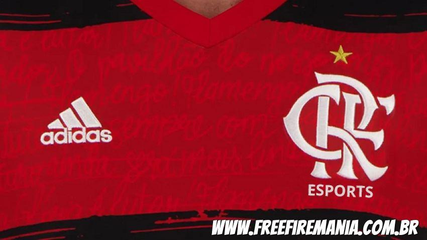 Time do Flamengo anuncia sua entrada no Free Fire