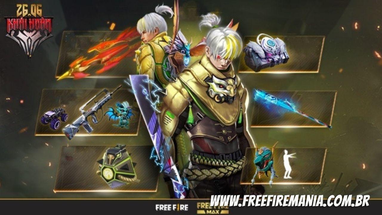 Token Poder das Criaturas: como pegar os emblemas do evento Redenção 3.0 e trocar por itens