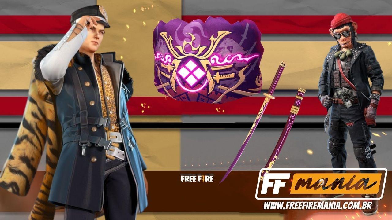 Trinca de Prêmios Free Fire: evento marca o retorno de grandes skins, confira a edição de Abril