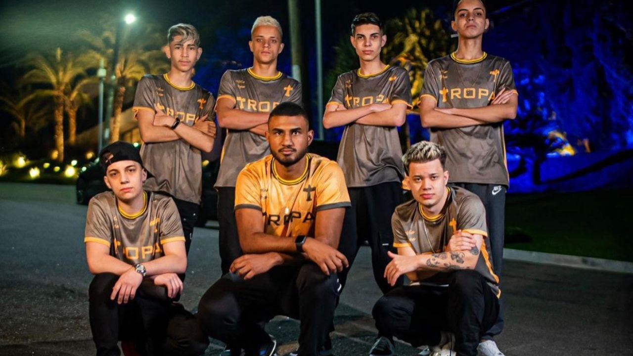 Tropa anuncia line-up para disputar a elite da LBFF S6 2021