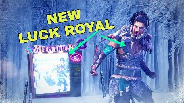 Vazou o Novo Sorte Royale