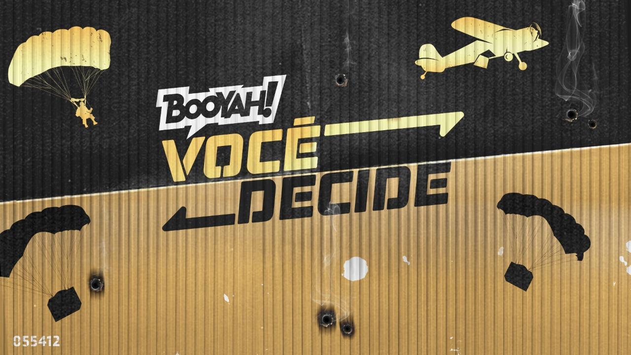 Você Decide: BOOYAH! anuncia primeiro torneio interativo da plataforma