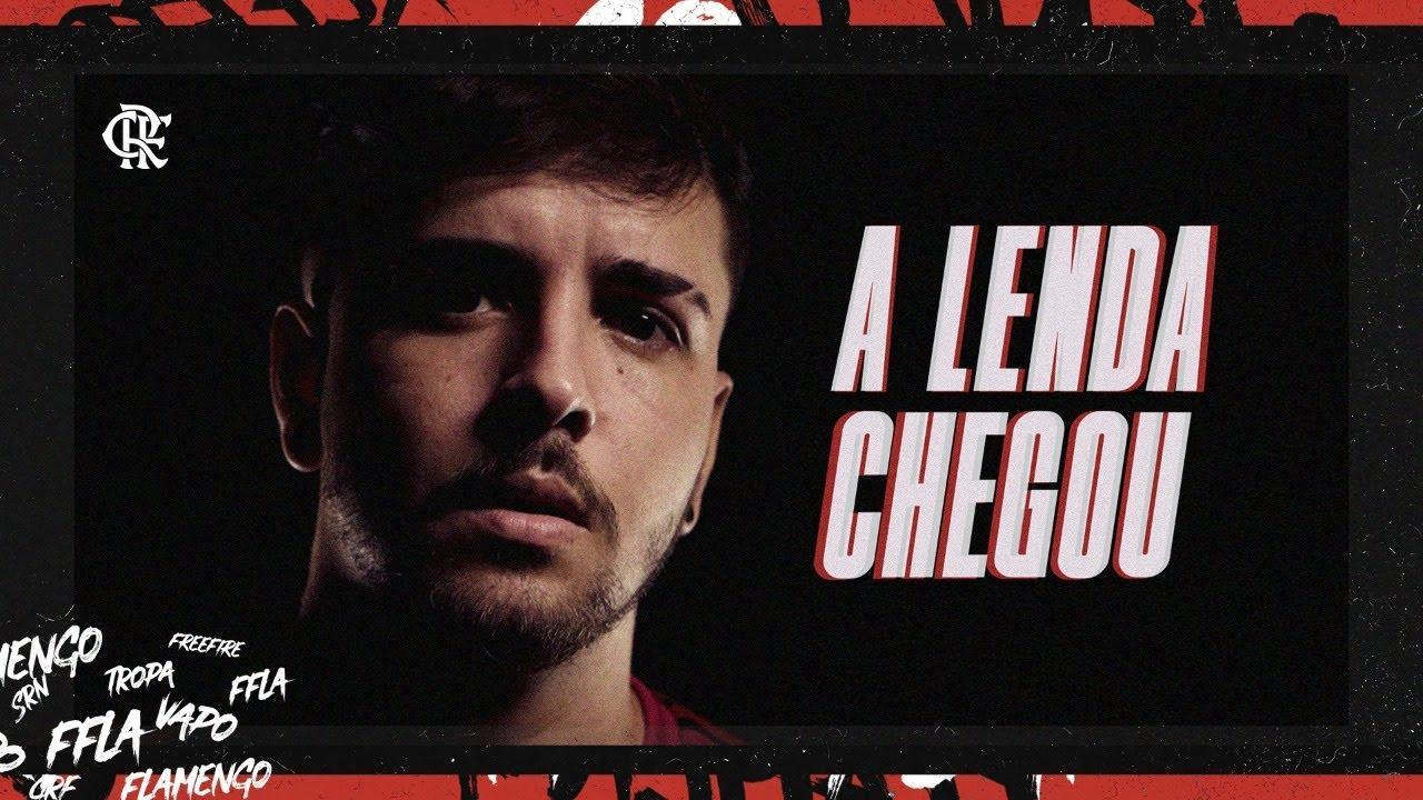 Weedzão no Flamengo: campeão mundial é anunciado como embaixador do time