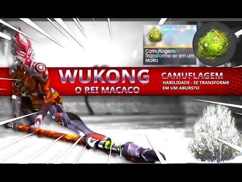Wukong - Como Conseguir e Como Funciona sua Habilidade?