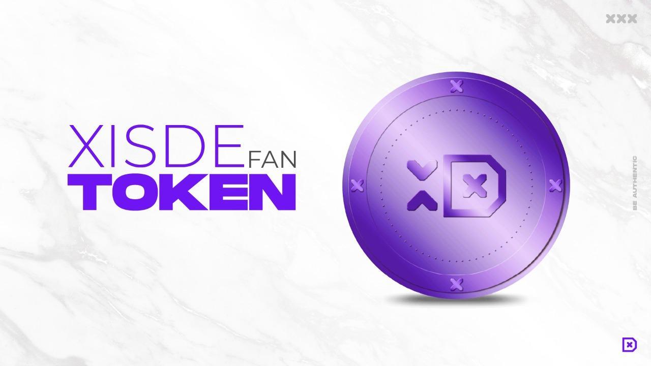 Xisde cria o primeiro fan token próprio de uma organização de esports no Brasil, a